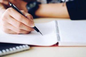 Écrire pour oublier on grand amour