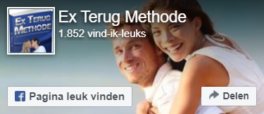 Ex Terug Methode Facebook page