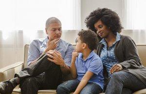 Si vous pensez à vous remettre ensemble après un divorce, n'impliquez pas les enfants