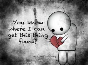 wat te doen tegen een gebroken hart