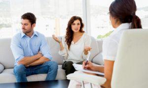 séance de médiation familiale