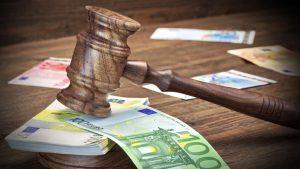 Un divorce comporte des frais de justice