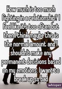 vechten-relatie